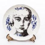 sérigraphie sur porcelaine